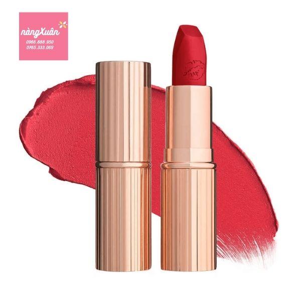 Review CHARLOTTE TILBURY Hot Lips chính hãng