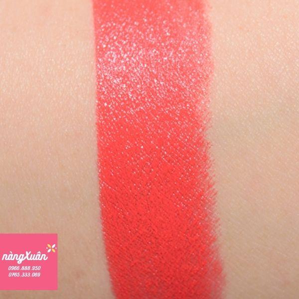 Swatch CT Hot Lips màu cam san hô