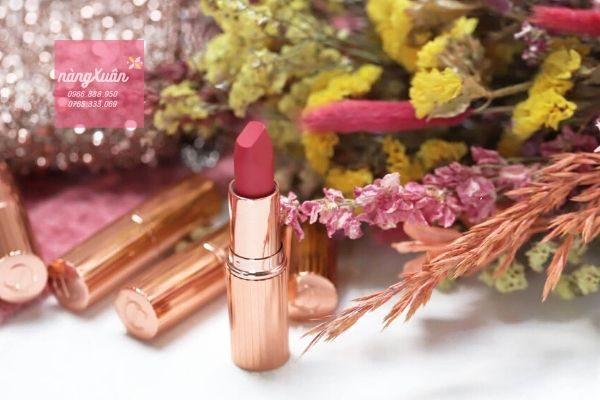 CHARLOTTE TILBURY Lipsticks chính hãng có tại NÀNG XUÂN AUTHENTIC.