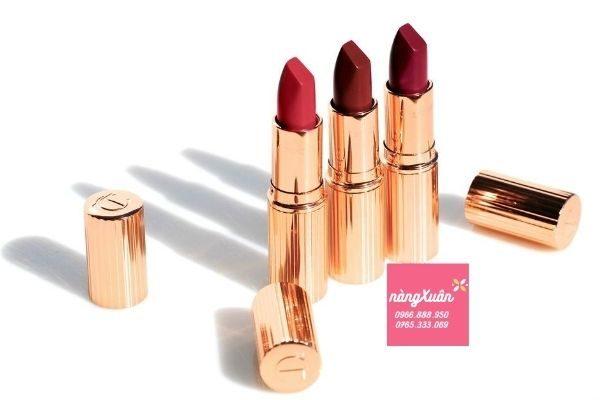 CHARLOTTE TILBURY Matte Revolution Lipstick chính hãng.