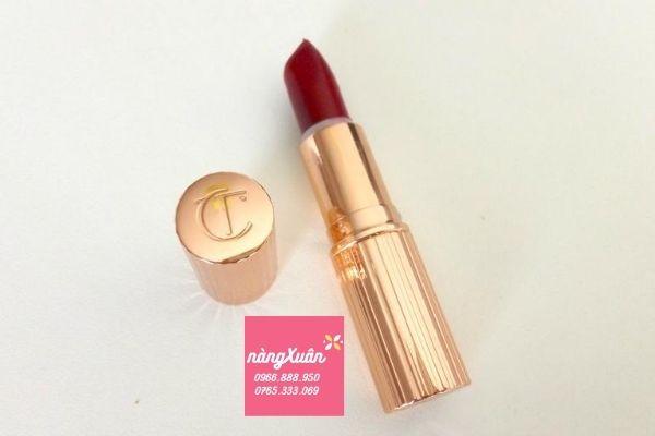Charlotte Tilbury red carpet red Lipstick