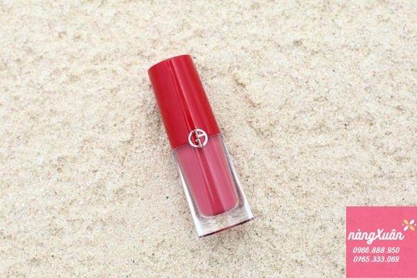 Son Giorgio Armani 500 Maharajah Lip Magnet Liquid – Màu hồng sen chính hãng