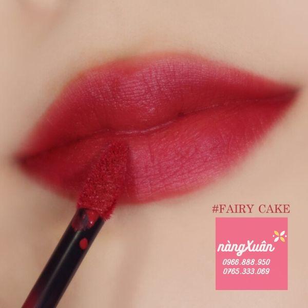 Son Kem 3CE Fairy Cake màu gì ?