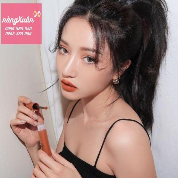 Son kem 3CE Soft Lip Lacquer Tawny Red giá bao nhiêu ?