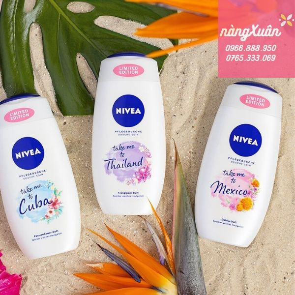 Nivea Take Me To Mexico - Nang Xuan Authentic noi mua hang uy tin
