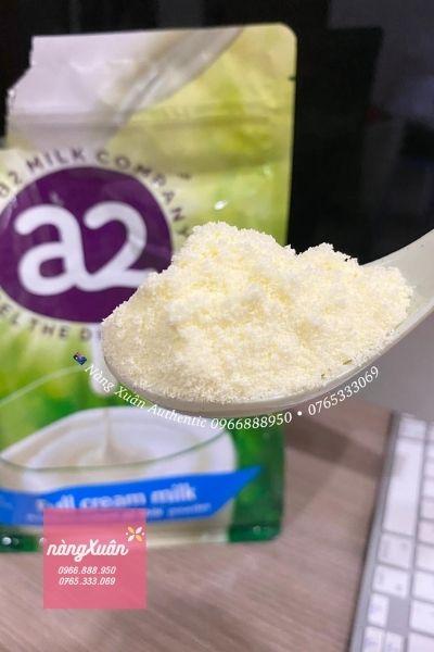 Hình ảnh Review chất Sữa tươi A2