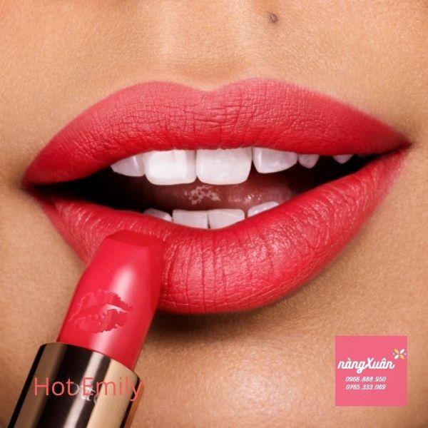 Chất son Charlotte Tilbury Hot Lips