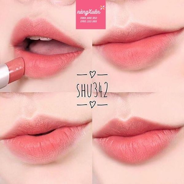 Swatch SHU 342 Lipstick