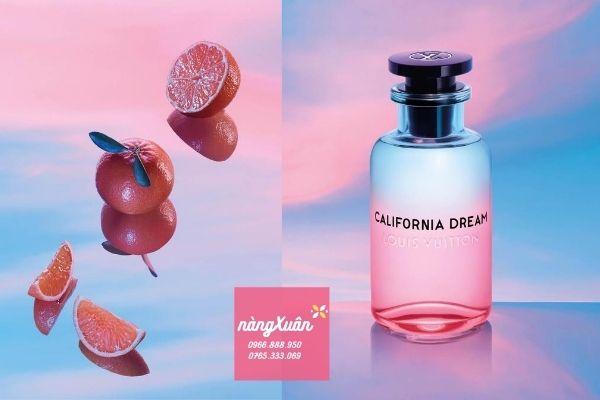 Mùi hương chai nước hoa LV EDParfum