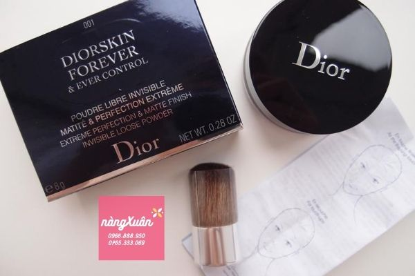 DIORSKIN FOREVER EVER CONTROL Loose Powder