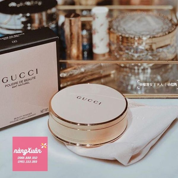 Phấn Gucci Poudre De Beaute Mat Naturel