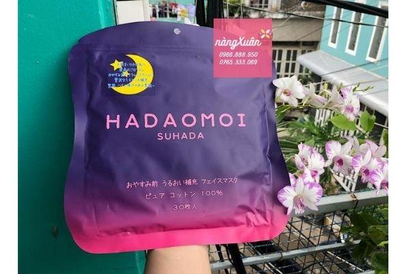 Mặt nạ tế bào gốc Hadaomoi Suhada màu tím chính hãng giá bao nhiêu