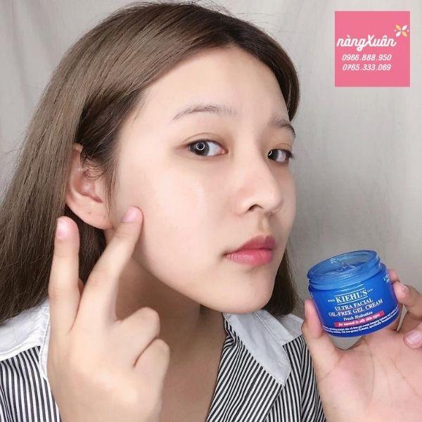Công dụng Kiehls Ultra Facial Oil Free
