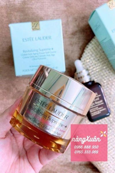 Giá kem Estee Lauder Revitalizing Supreme Soft Creme chính hãng