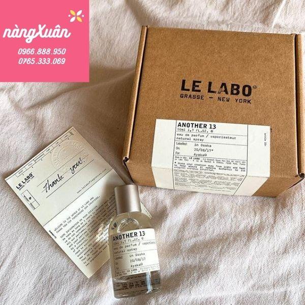 Nước hoa Le Labo Another 13 100ml chính hãng