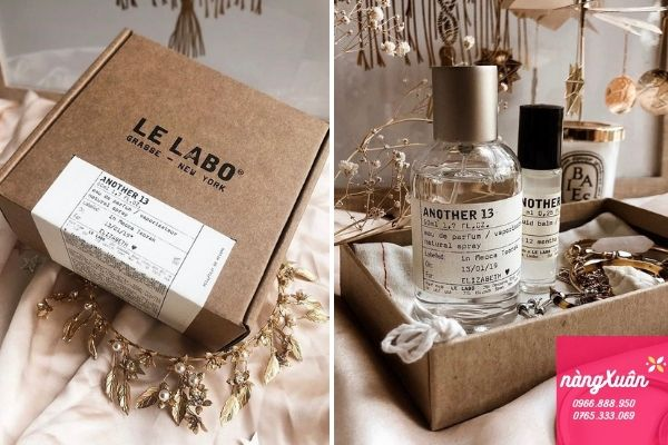 review Nước hoa Le Labo Another 13 100ml