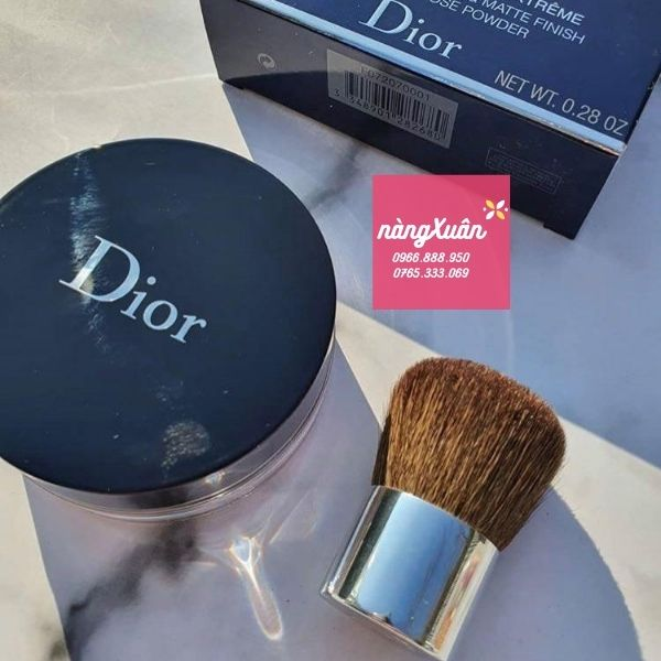 Phấn Phủ Bột DIOR DIORSKIN FOREVER EVER CONTROL Loose Powder 001