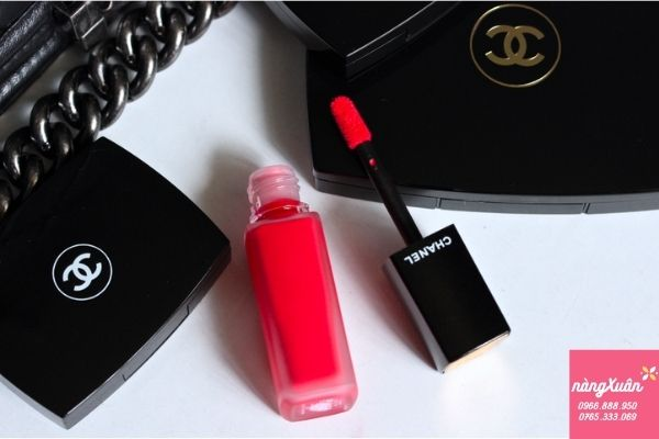 Review son Chanel Rouge Allure Ink chính hãng giá rẻ