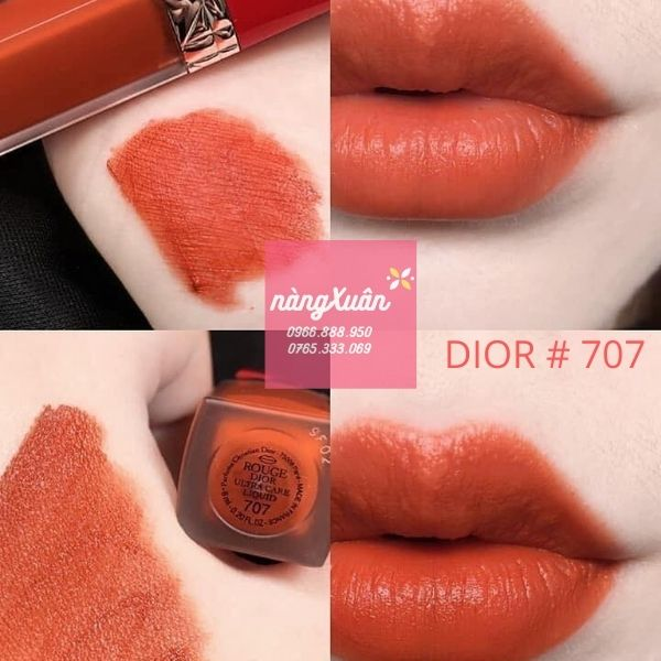 Swatch son DIOR 707 Bliss