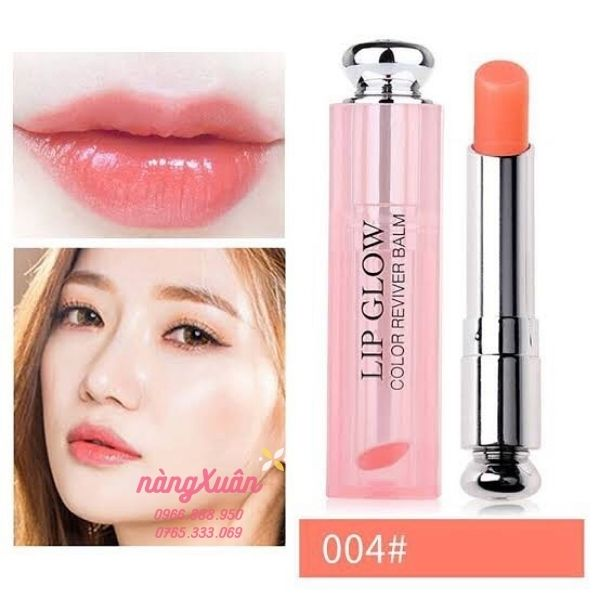 Son dưỡng DIOR Lip Glow 004 Coral