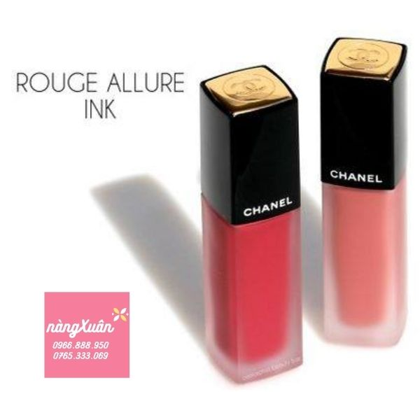 Thiết kế Chanel Rouge Allure Ink lipstick