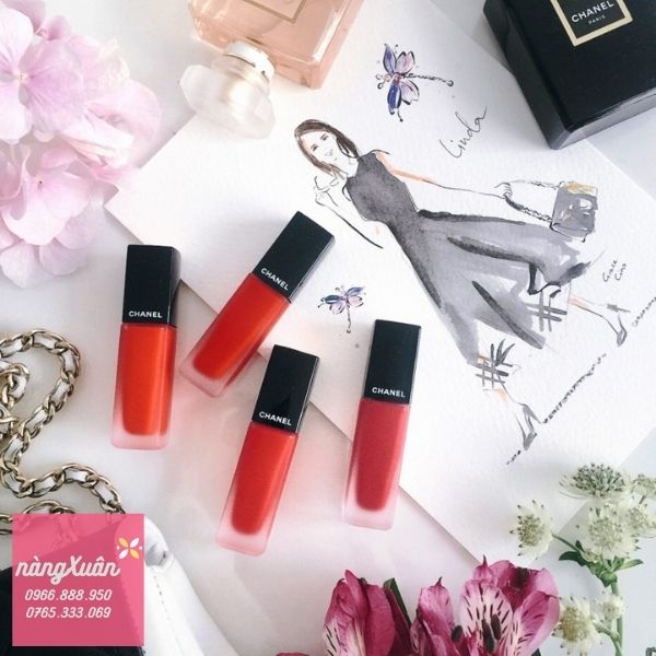 Son Chanel Rouge Allure Ink 152