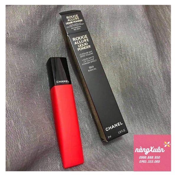 Chanel 954 Radical lipstick chính hãng