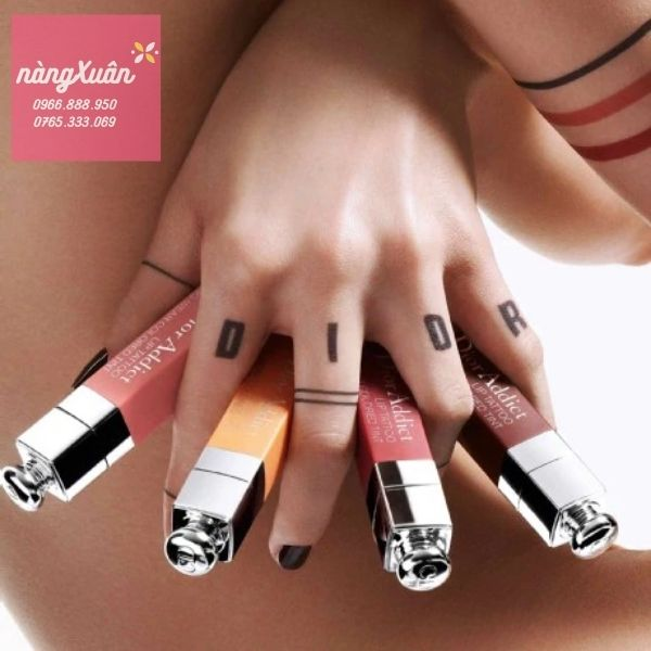 Đầu thỏi son DIOR Lip Tattoo 311