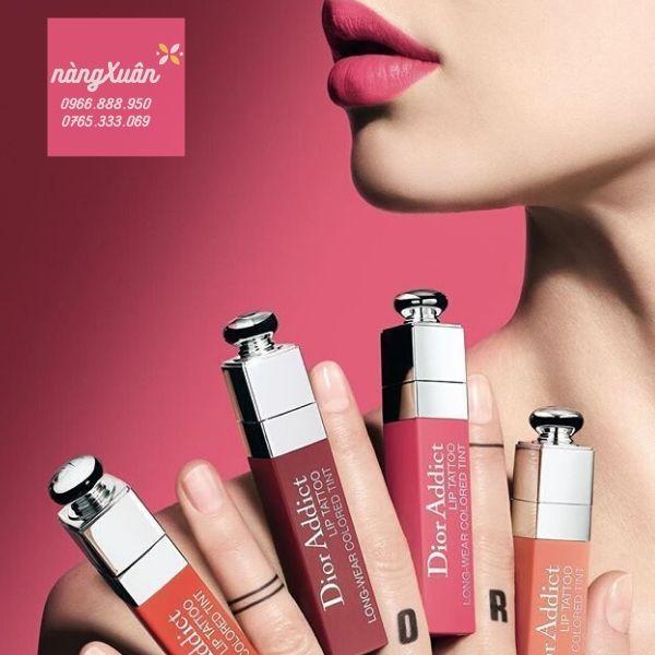DIOR 541 Natural Sienna Addict Lip Tattoo chính hãng