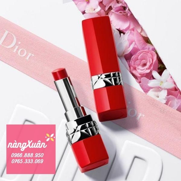 Review son DIOR 999 Ultra Rouge