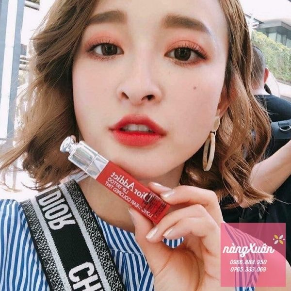 Son Dior 661 Natural Red chính hãng