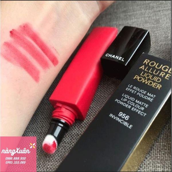 Review thiết kế thỏi Chanel Liquid Powder
