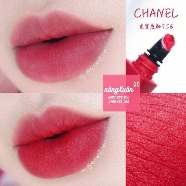 son Chanel Invincible màu đỏ tươi