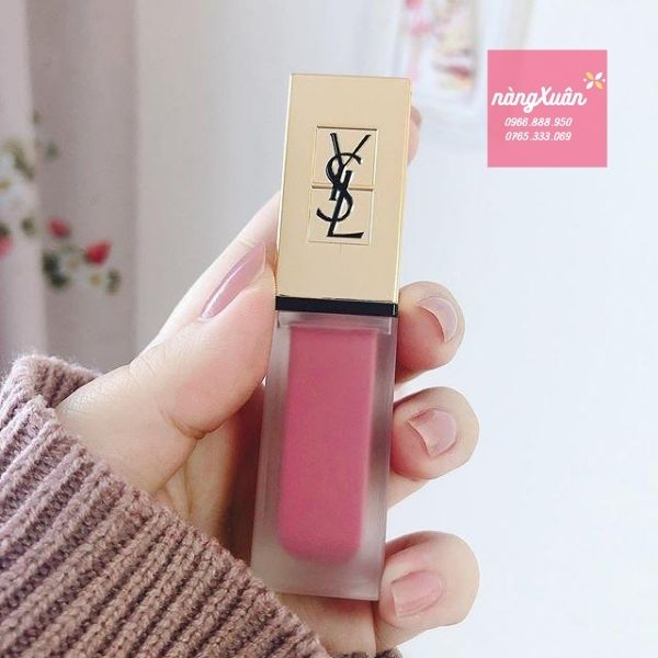 Nơi mua son môi YSL chính hãng - Nàng Xuân Authentic
