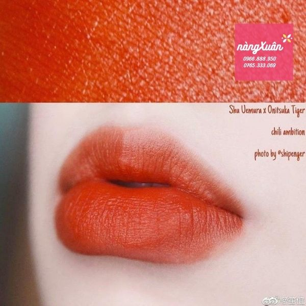 Review Son Shu Uemura Limited Edition 2020