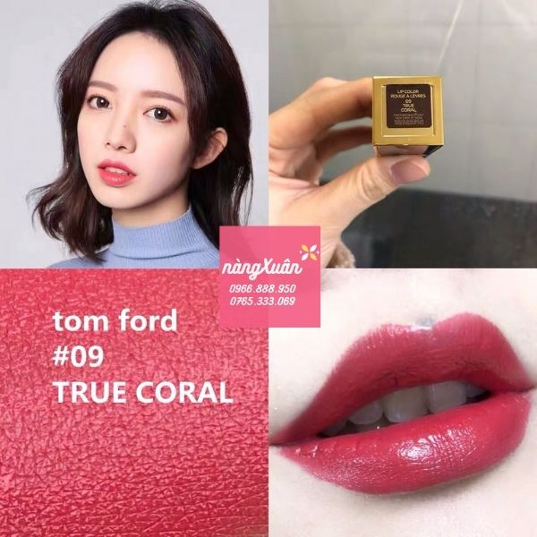Review son TF 09 True Coral