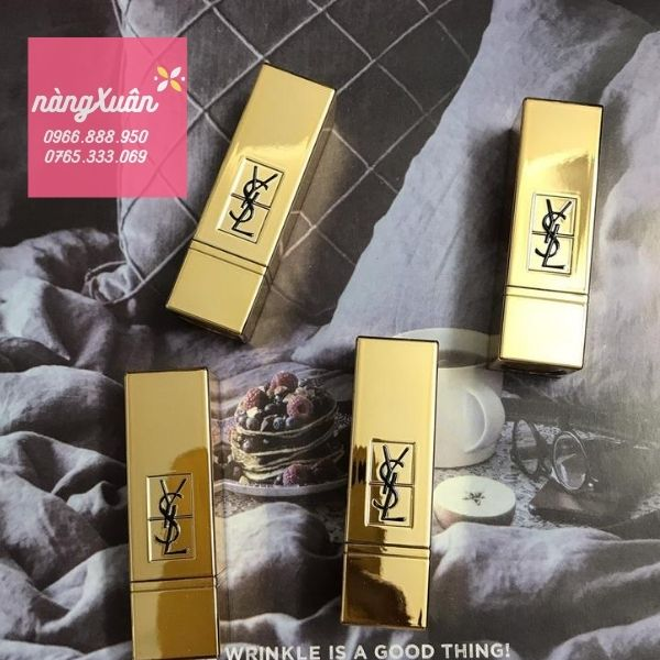 Review Son YSL dòng Rouge Pur Couture