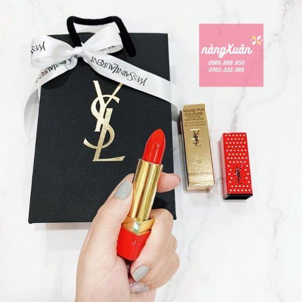 Son YSL Rouge Pur Couture Stud Edition Collector 13