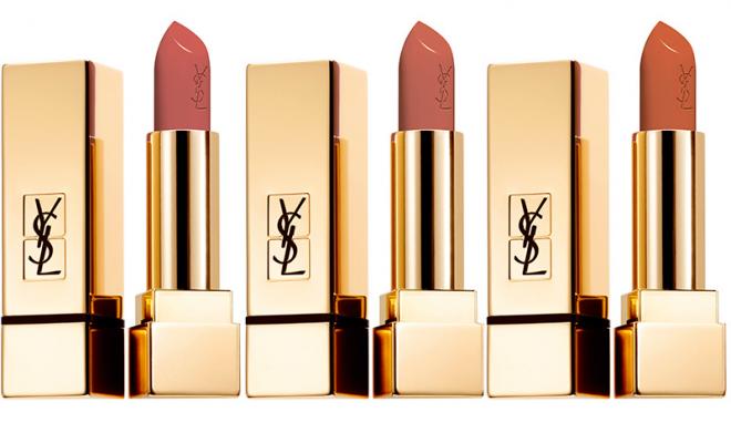 Son YSL 140 Nu Latte Rouge Pur Couture trong bộ sưu tập Milk Tea Lip Collection ra mắt vào 06/2020.