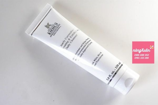 Sữa rửa mặt trắng da Kiehl's Clearly Corrective Brightening Exfoliating Daily Cleanser 150ml