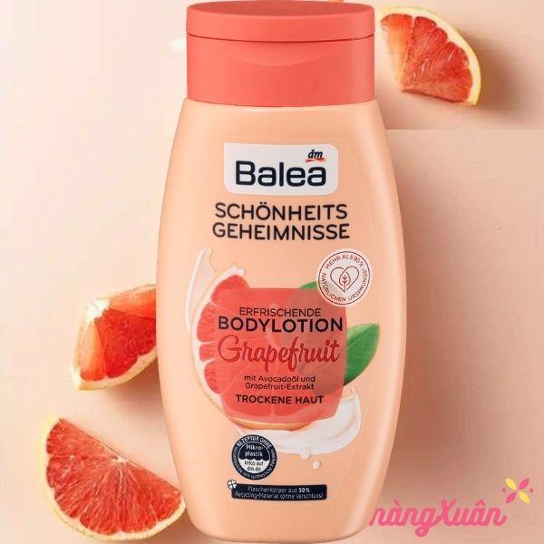 BALEA body lotion Đức