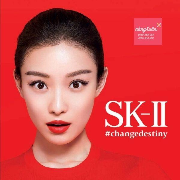 Review kem chống lão hoá SK-II