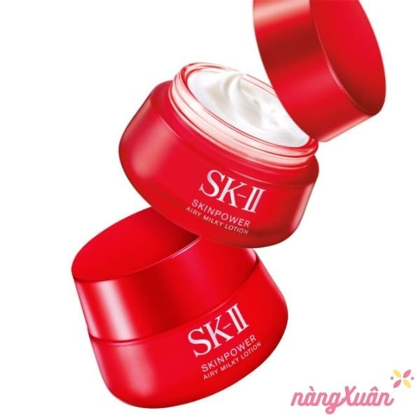 Kem dưỡng SK-II SKINPOWER AIRY MILKY LOTION 50G