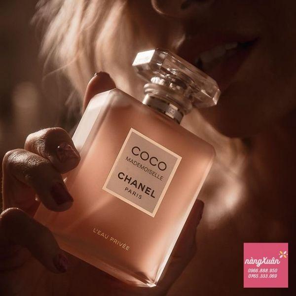 Review Nước hoa Chanel Coco Mademoiselle L'eau Privee