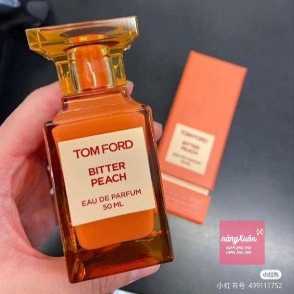 Nước hoa Tom Ford Bitter Peach EDP 50ML giá bao nhiêu