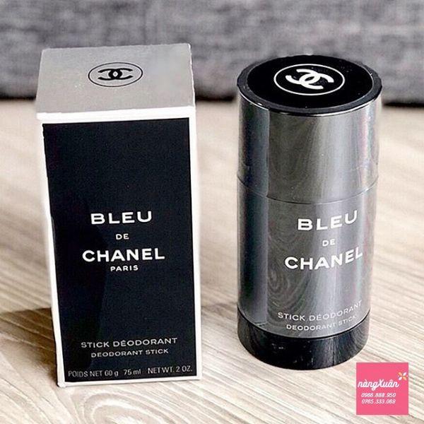 Review lăn khử mùi nam hương nước hoa Chanel de Bleu
