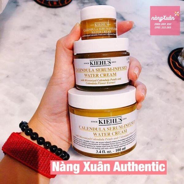 Kem dưỡng ẩm hoa cúc Kiehls chính hãng Full Size 7ml-5ml-100ml