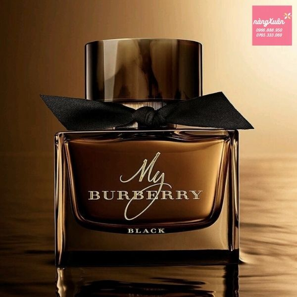 Nước hoa My Burberry Black Review