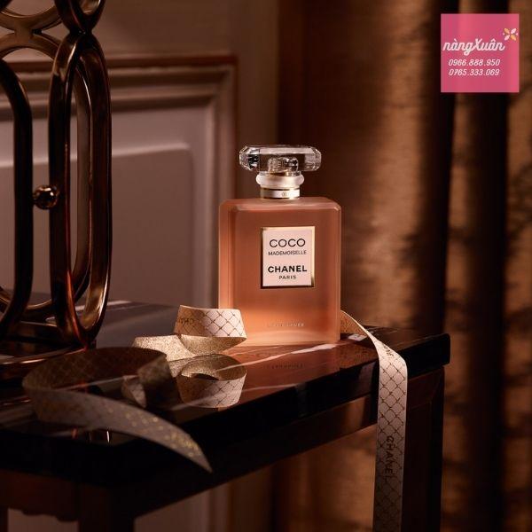 Nước hoa Chanel Coco Mademoiselle L'eau Privee Review