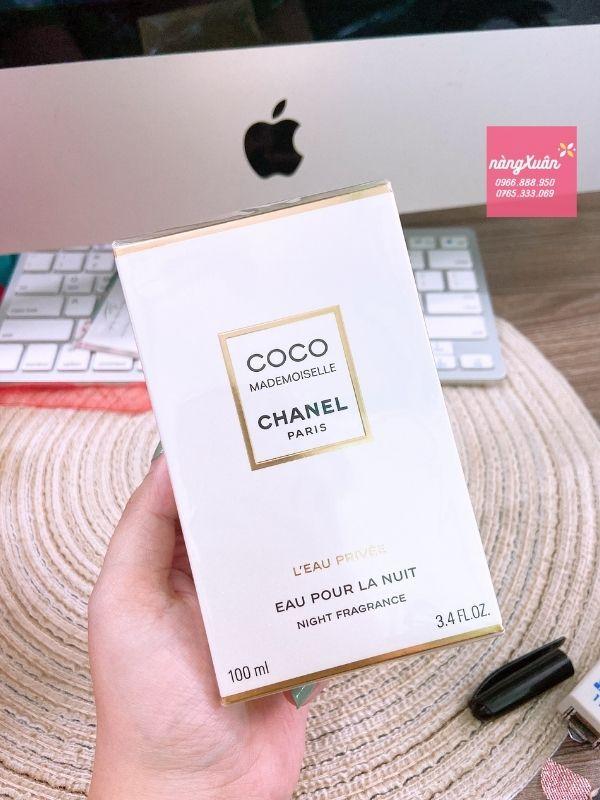 Nước hoa Chanel Coco Mademoiselle L'eau Privee chính hãng có tại Nàng Xuân Authentic